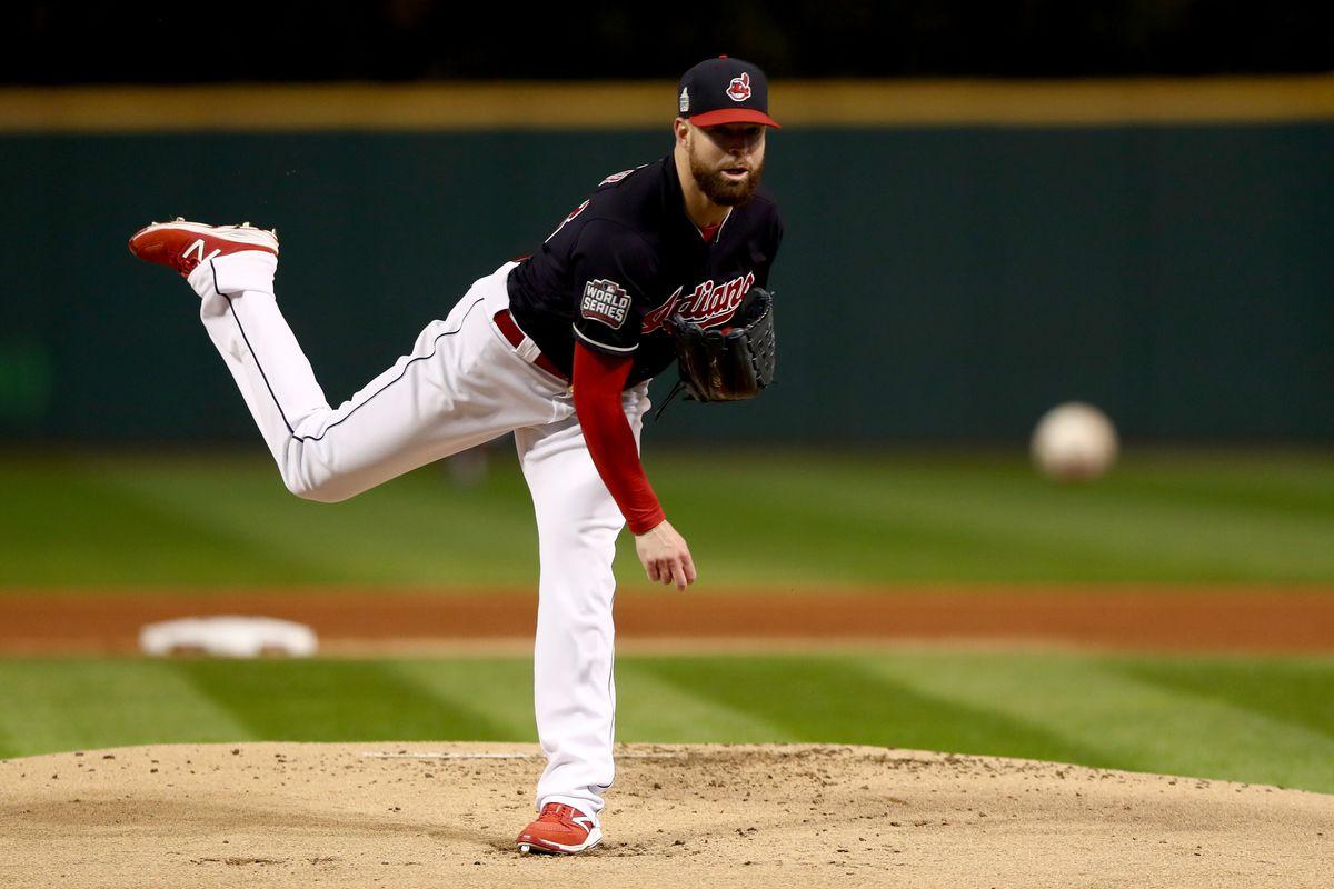 Admiring the Chris Carpenter twoseamer utilized by Corey Kluber in ...