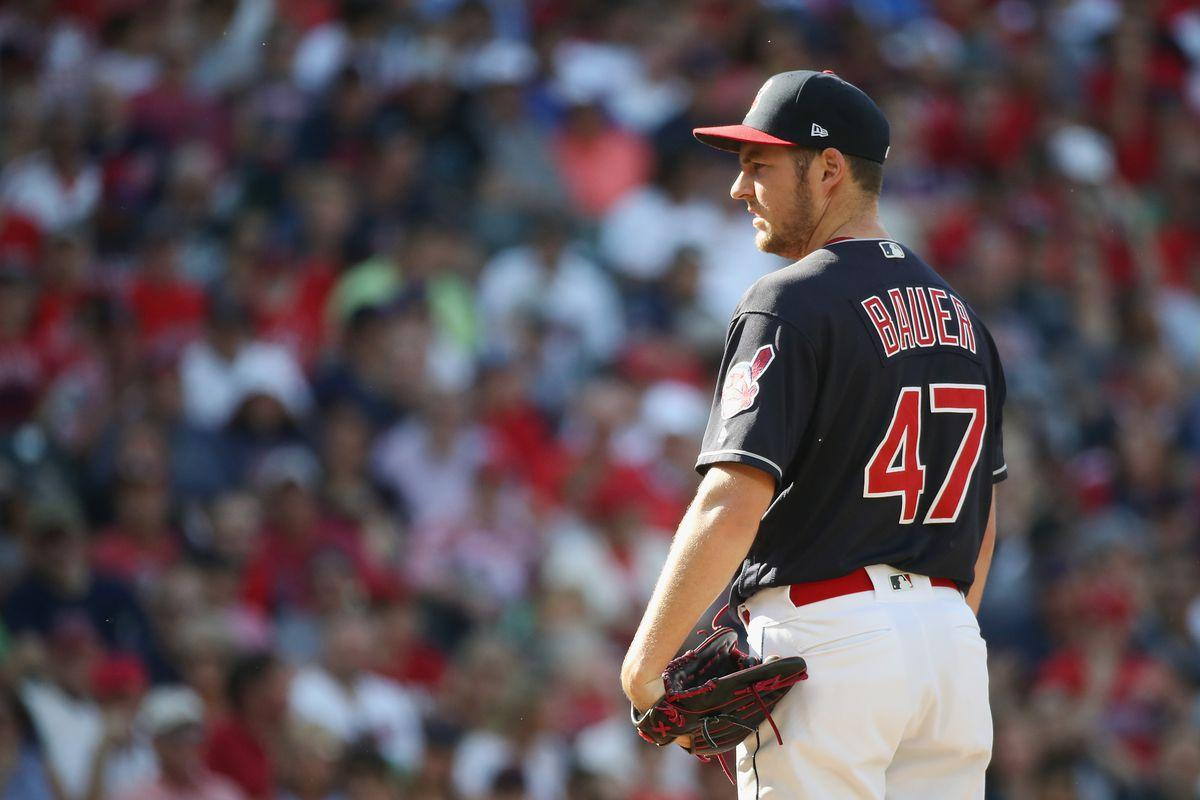 Should the New York Yankees target Corey Kluber or Trevor Bauer ...