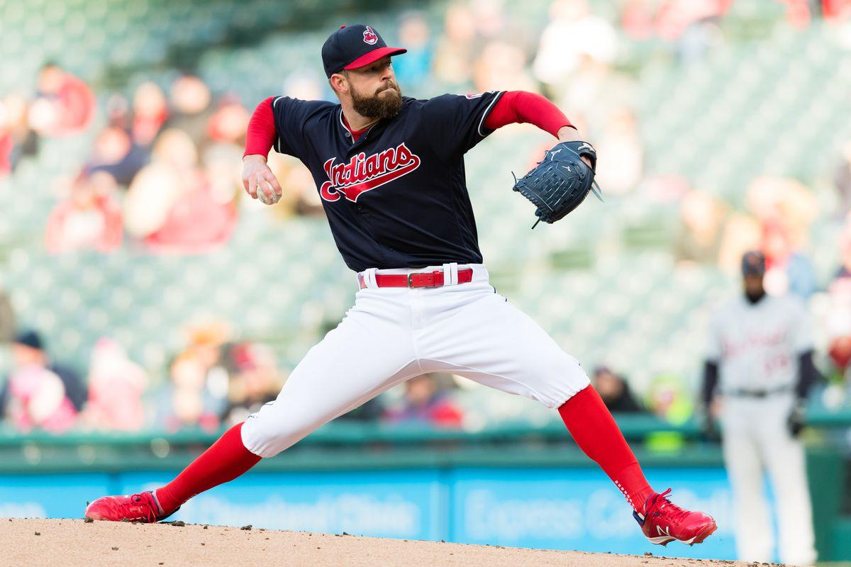 Padres only want Corey Kluber to fix third base - Let's Go Tribe