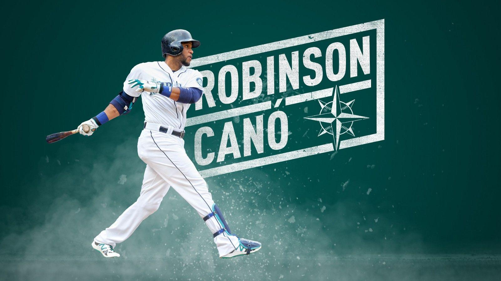 Image result for robinson cano mariners wallpapers
