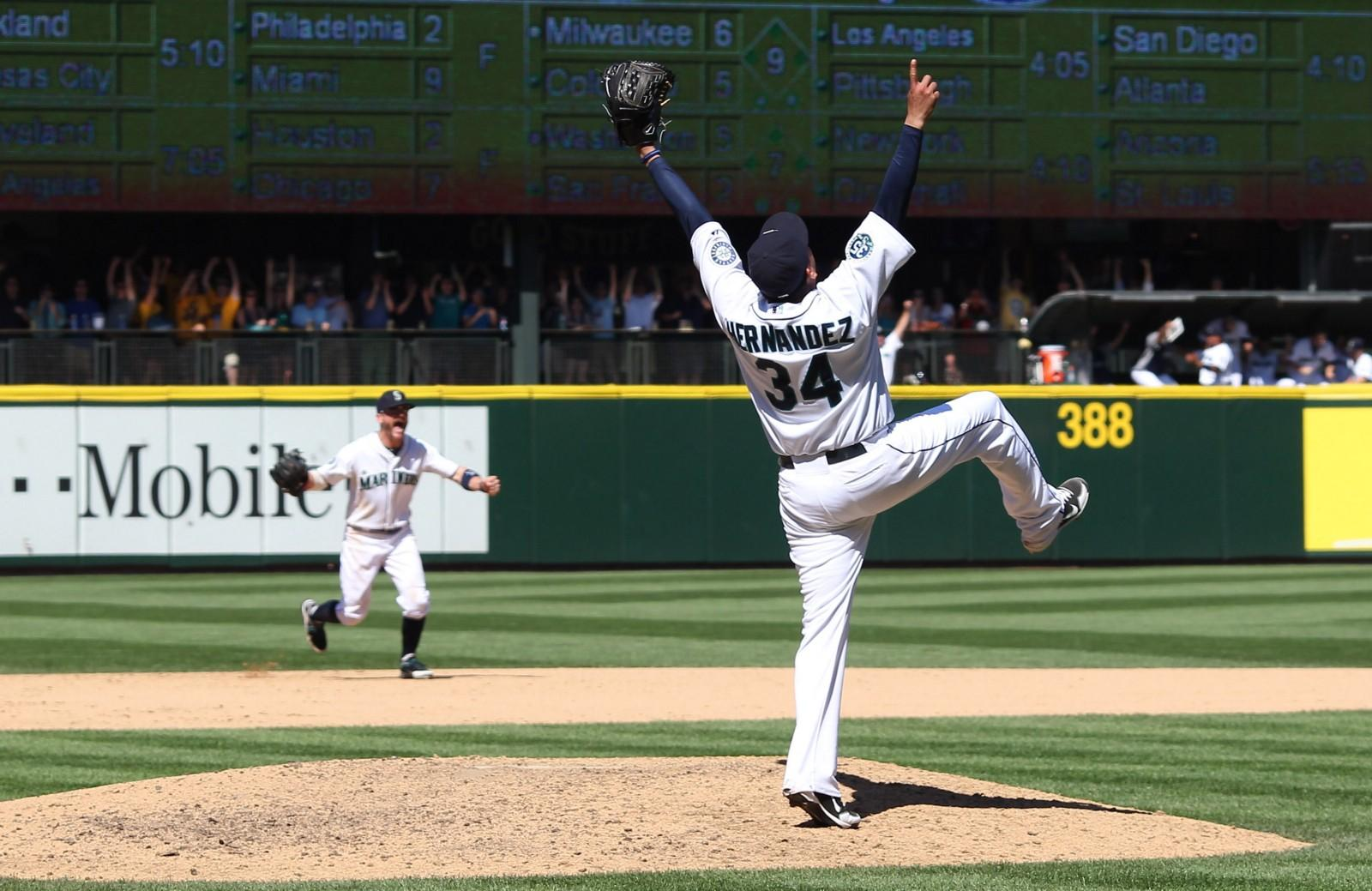 Felix Hernandez Named AL Pitcher of the Week – From the Corner of