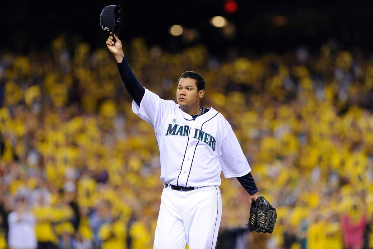 The Mariners, Felix Hernandez, and a risky contract extension