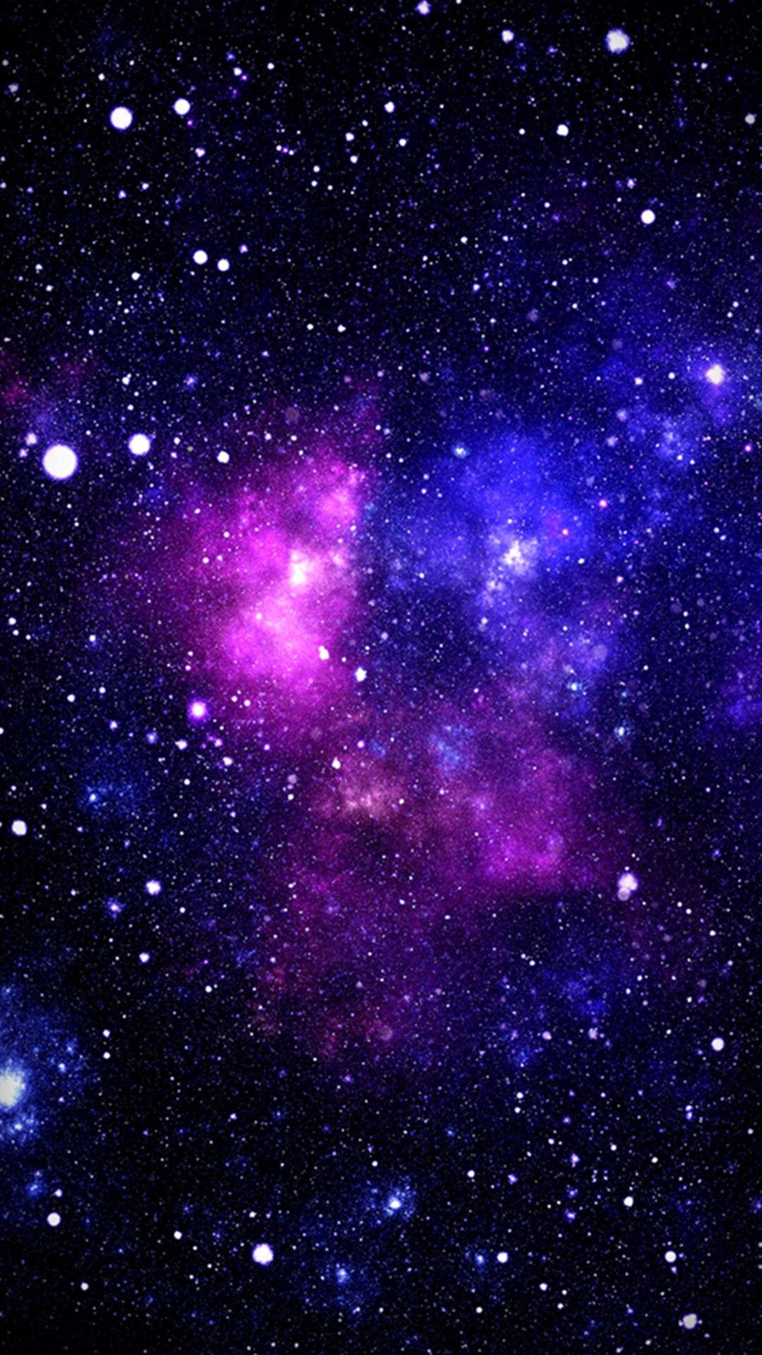 Purple And Blue Galaxy Wallpapers - Wallpaper Cave