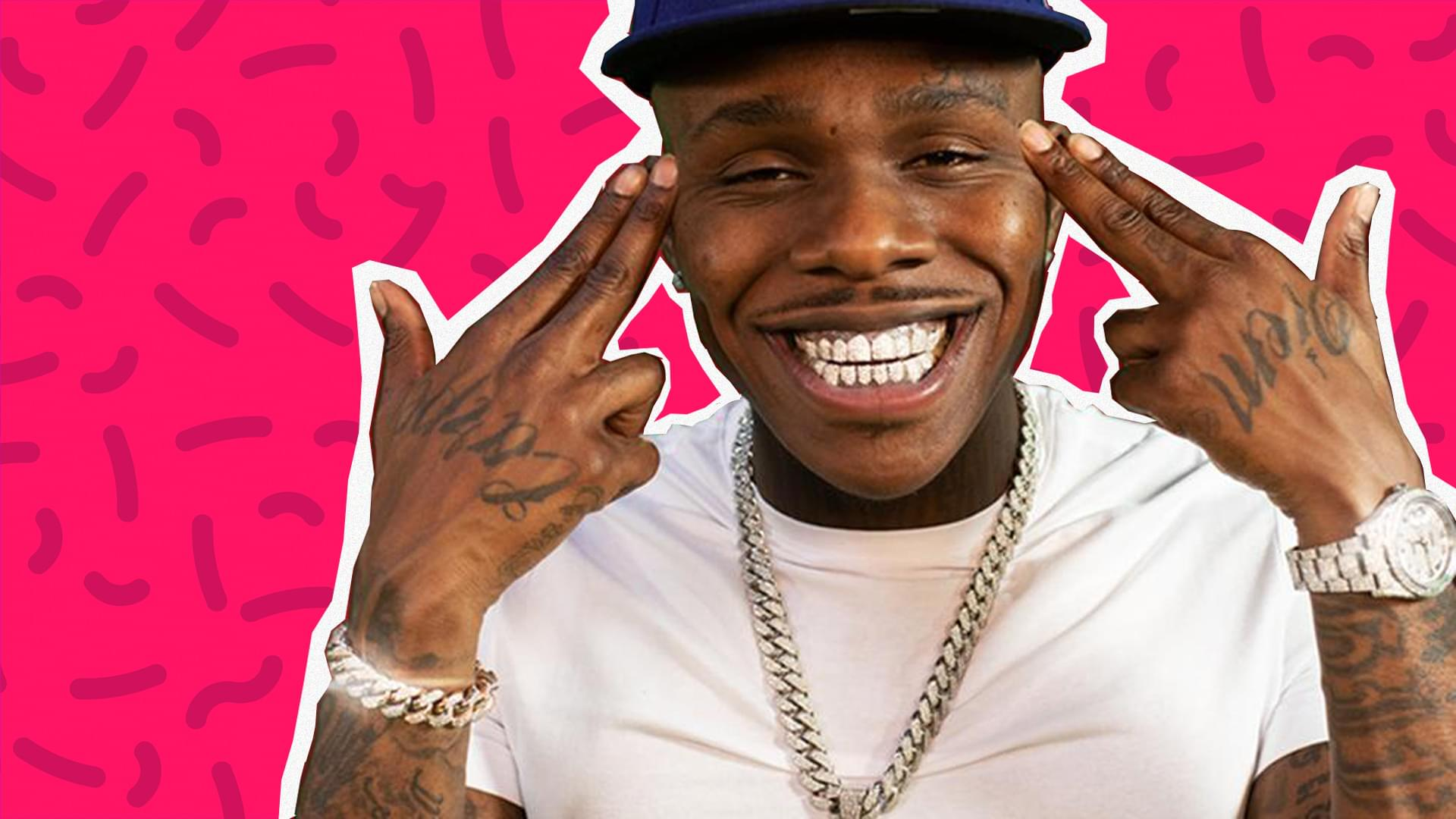 dababy rapper wallpapers