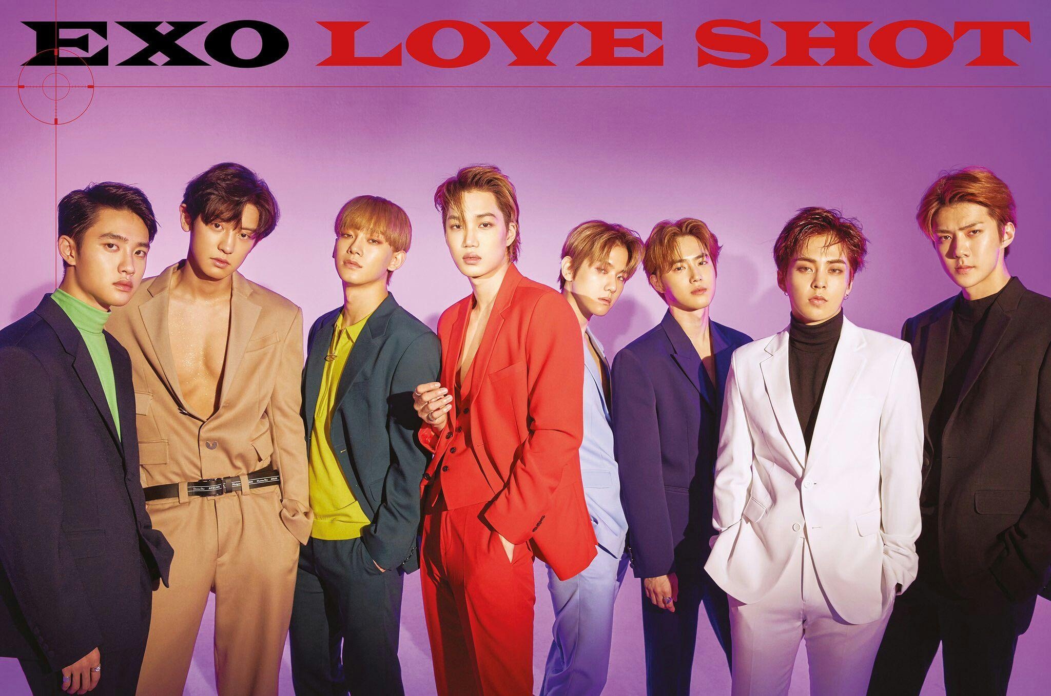 Exo Pc Wallpapers Wallpaper Cave