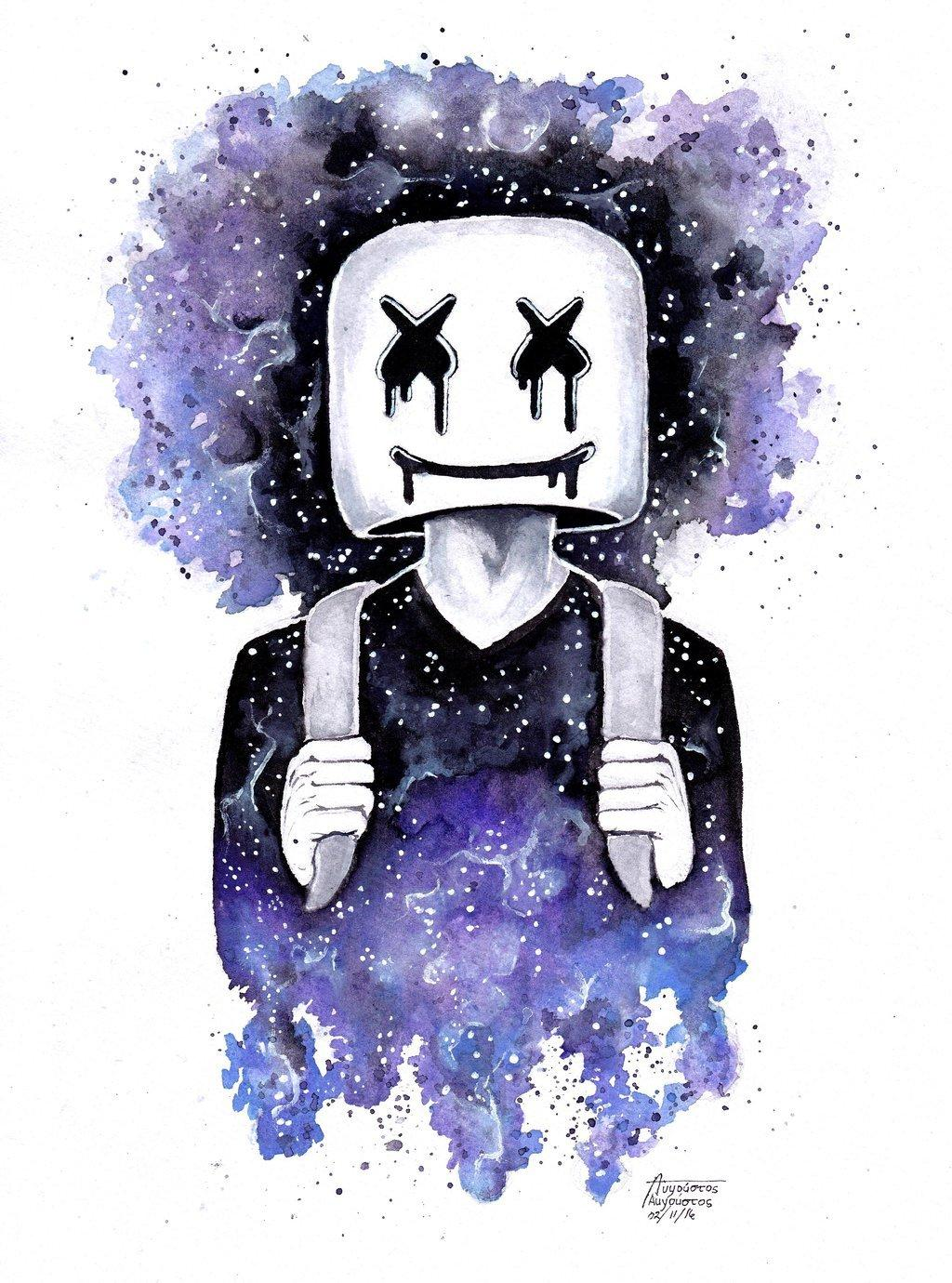 Marshmello 2019 Wallpapers Wallpaper Cave