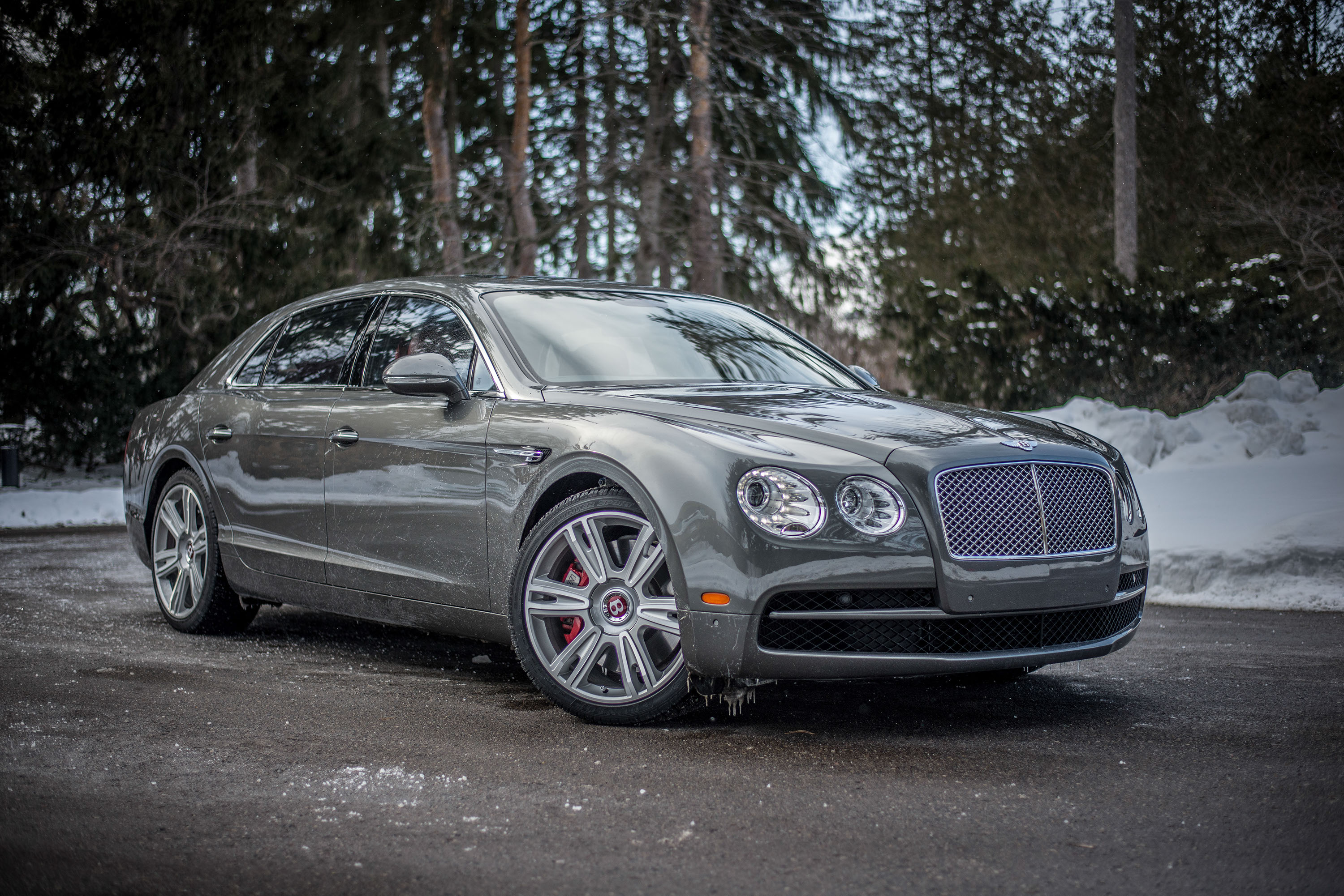 Bentley Flying Spur Wallpapers Wallpaper Cave