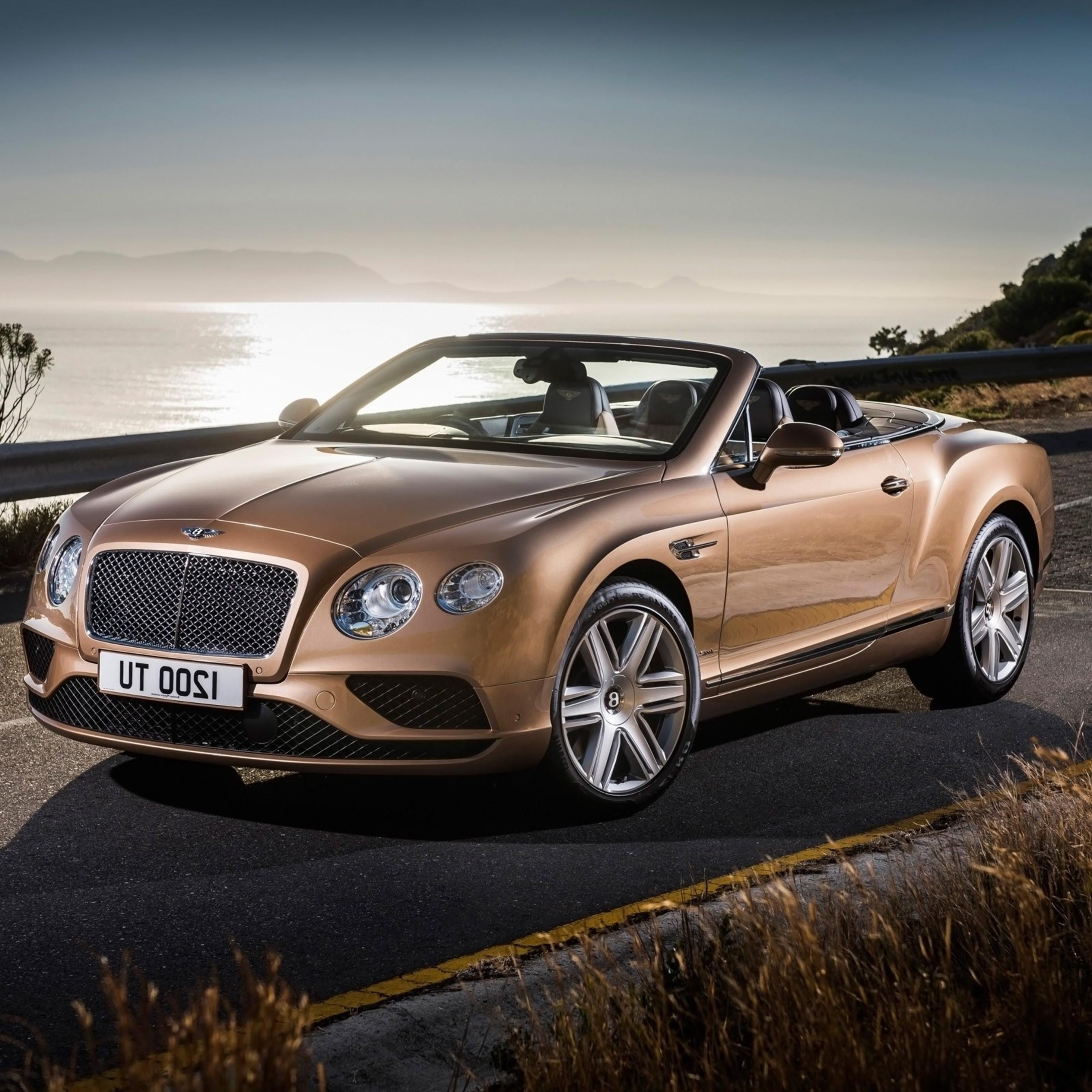 Bentley Continental GT Convertible Wallpapers