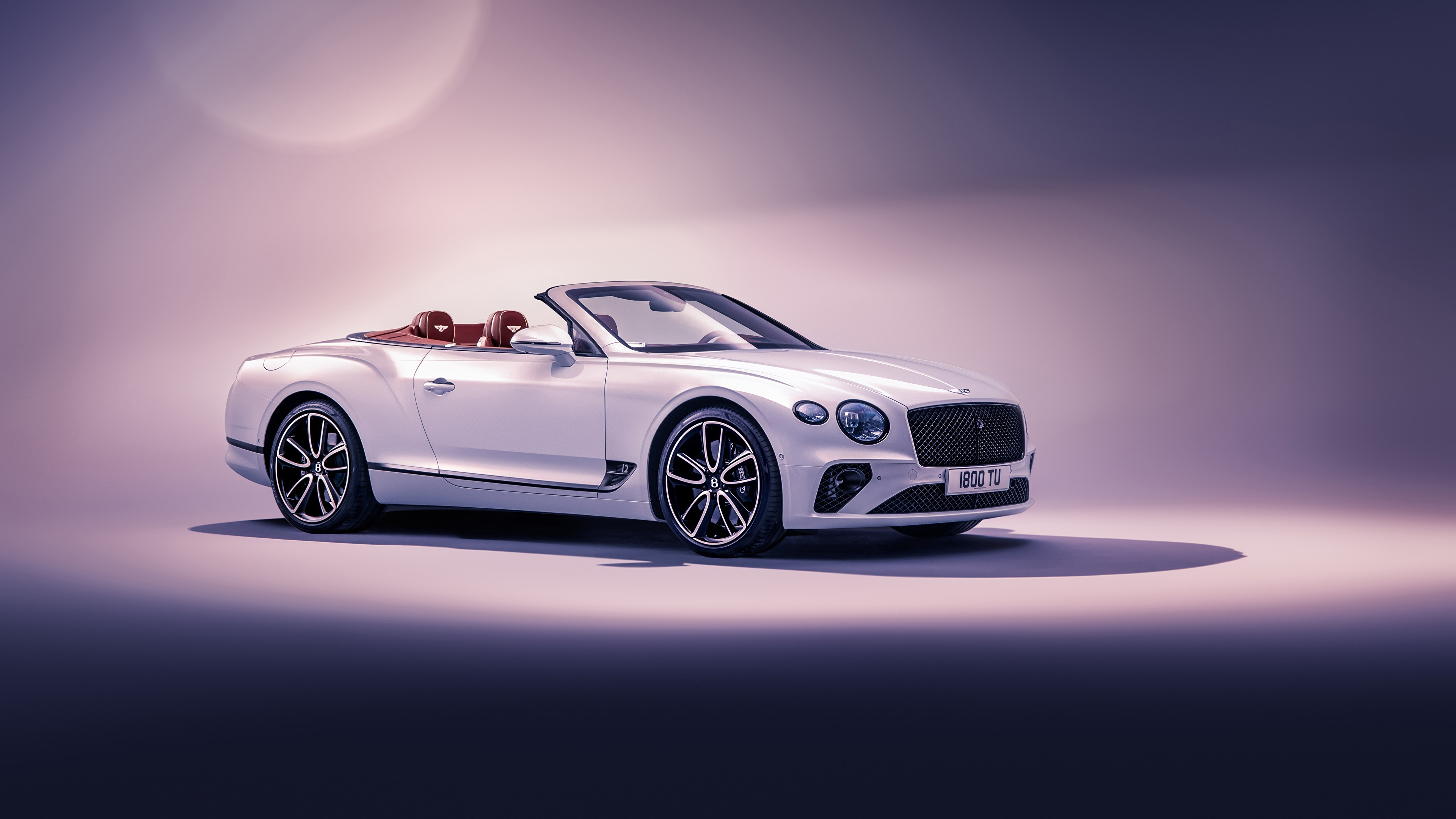 Pictures Bentley Continental GT Convertible 2019 Cabriolet 3840x2160
