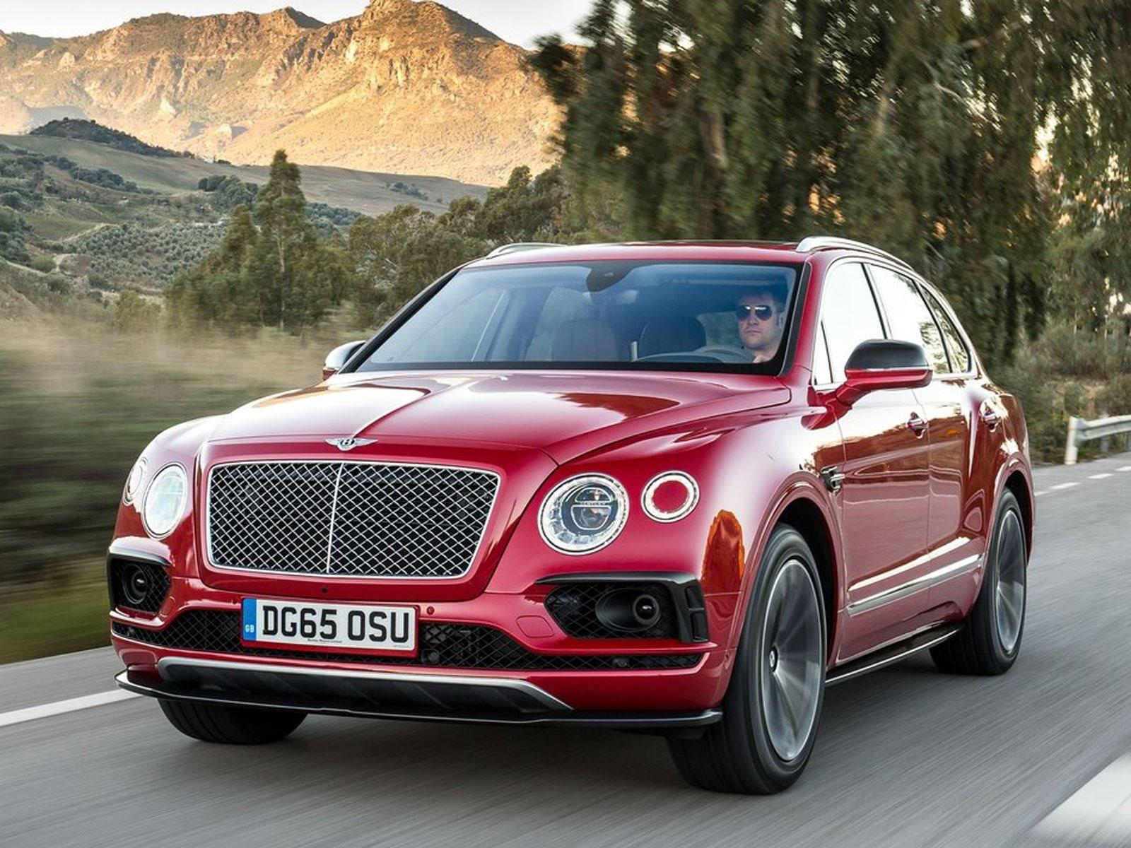 A High-Performance Bentley Bentayga Speed Is Definitely Happening ...