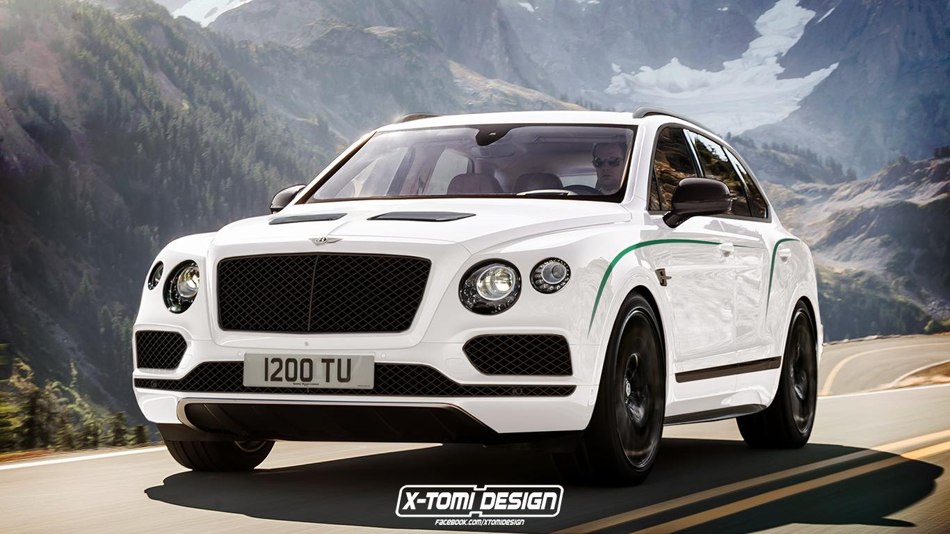 Bentley Bentayga GT3-R Makes You Wonder About an SUV Racing Series ...