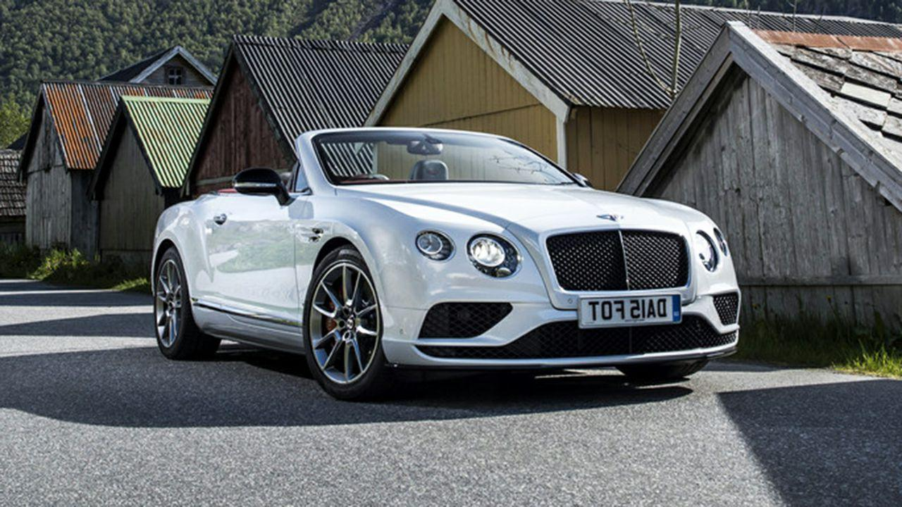 Bentley Continental GT V8 Wallpapers 18