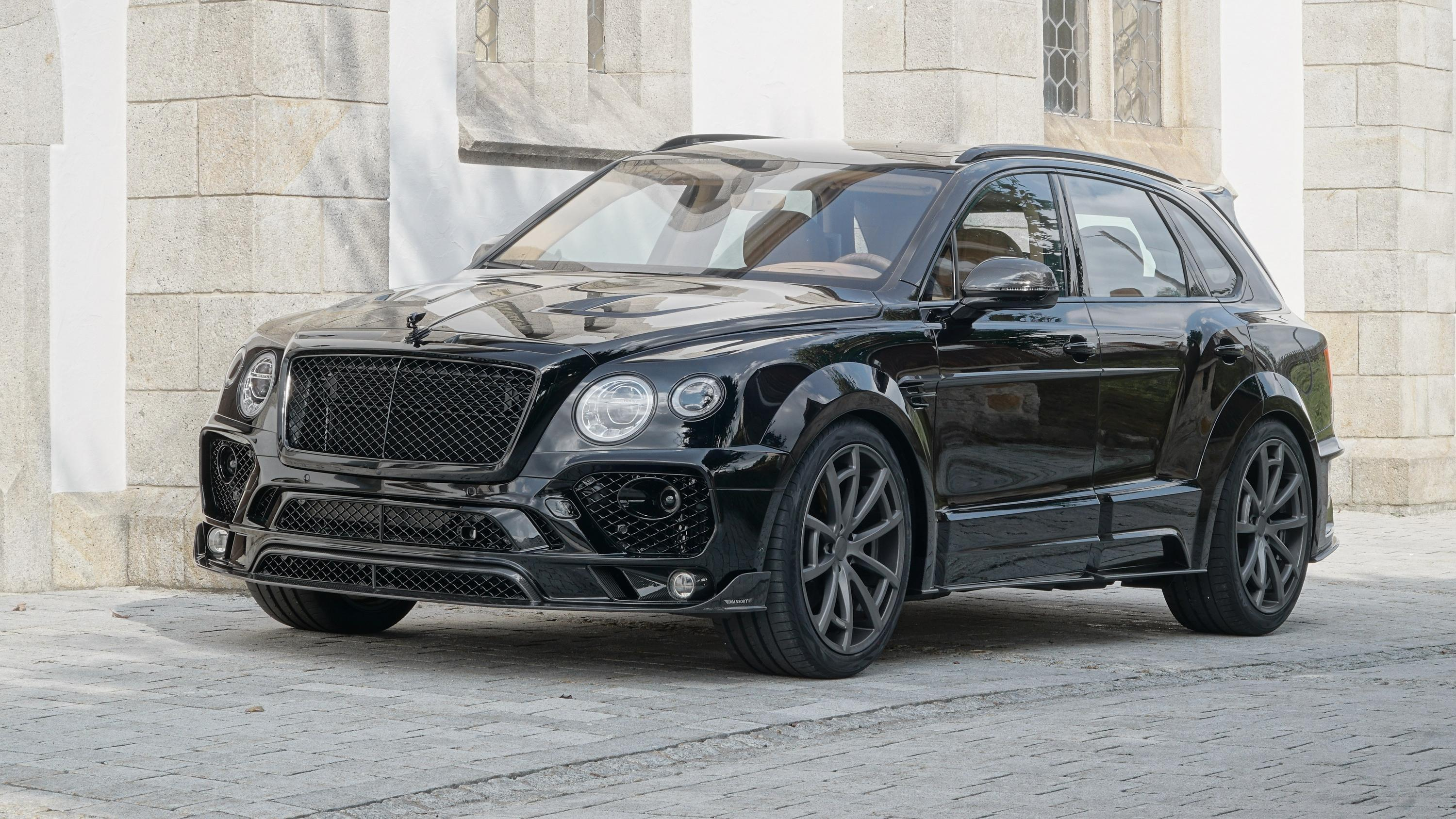 2017 Bentley Bentayga By Mansory Pictures, Photos, Wallpapers. | Top ...