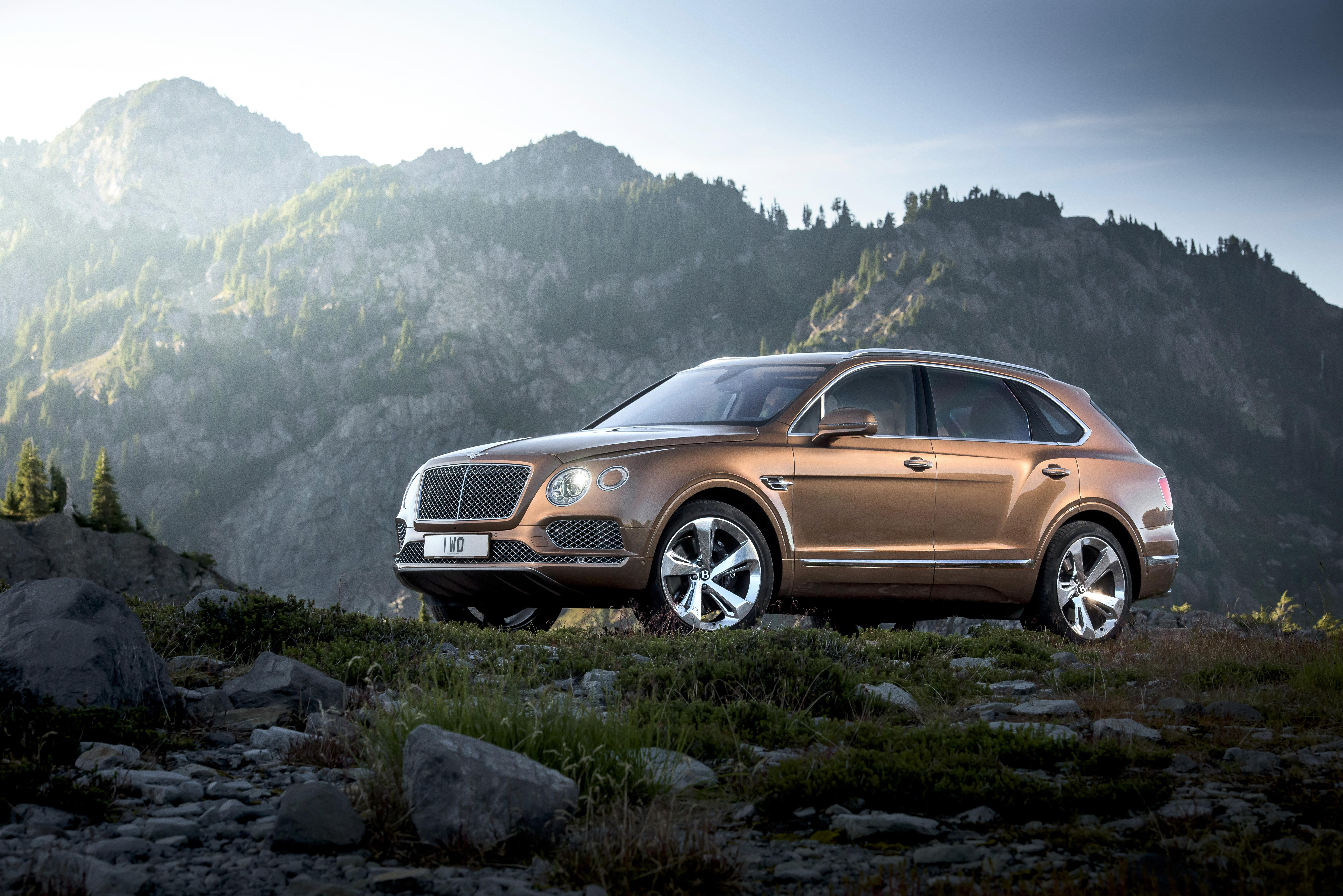 This is the Bentley Bentayga, the fastest SUV on the planet - The Verge