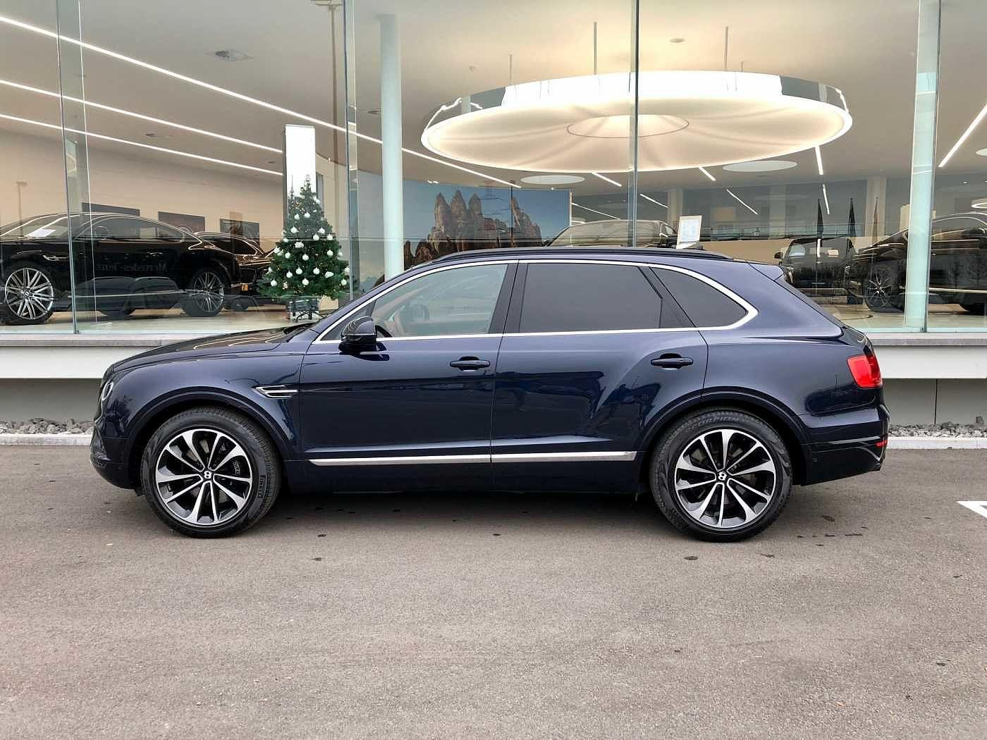 Bentley Bentayga used car for sale in Drogenbos
