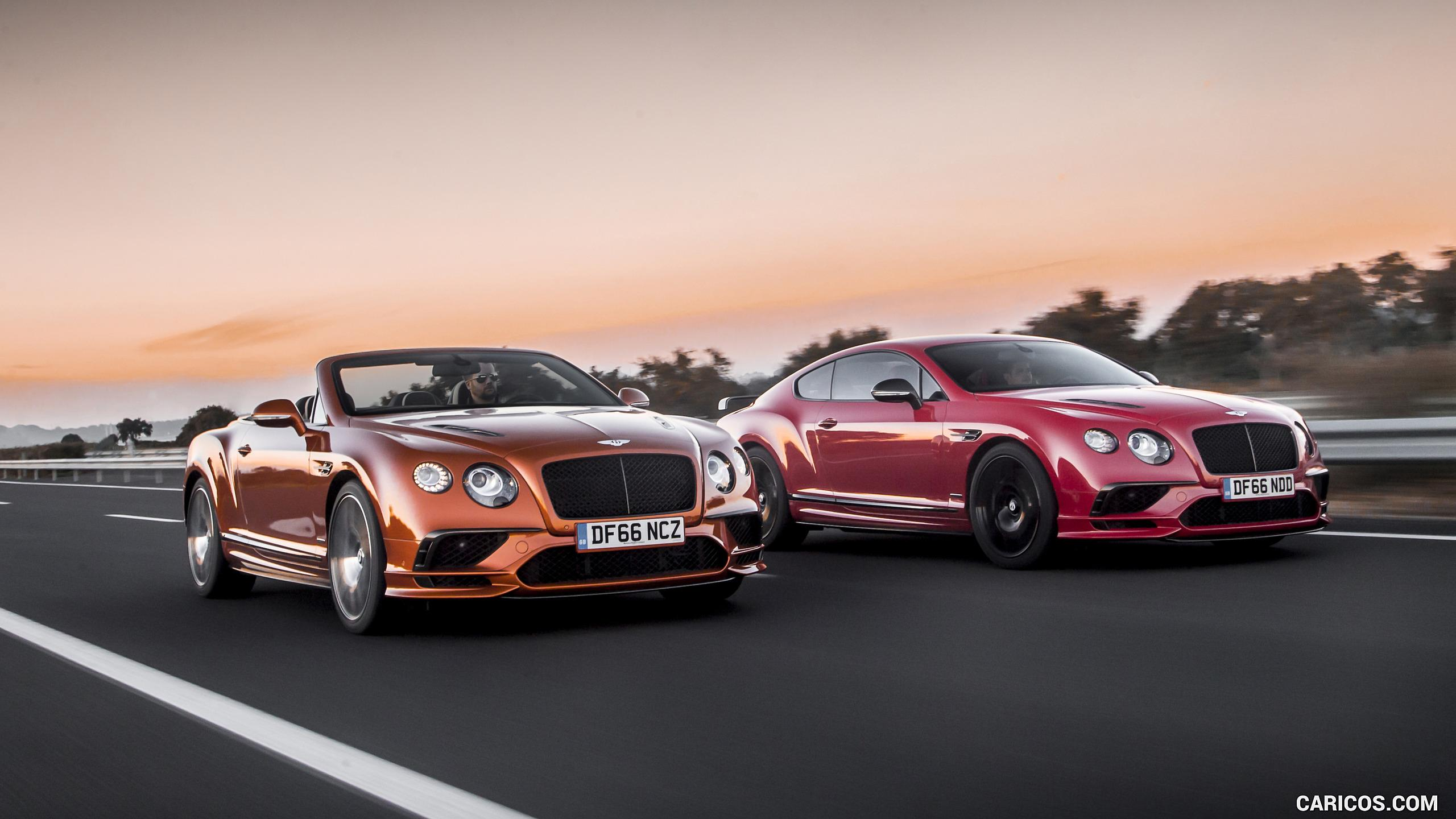 Bentley Continental Supersports Wallpapers Photo