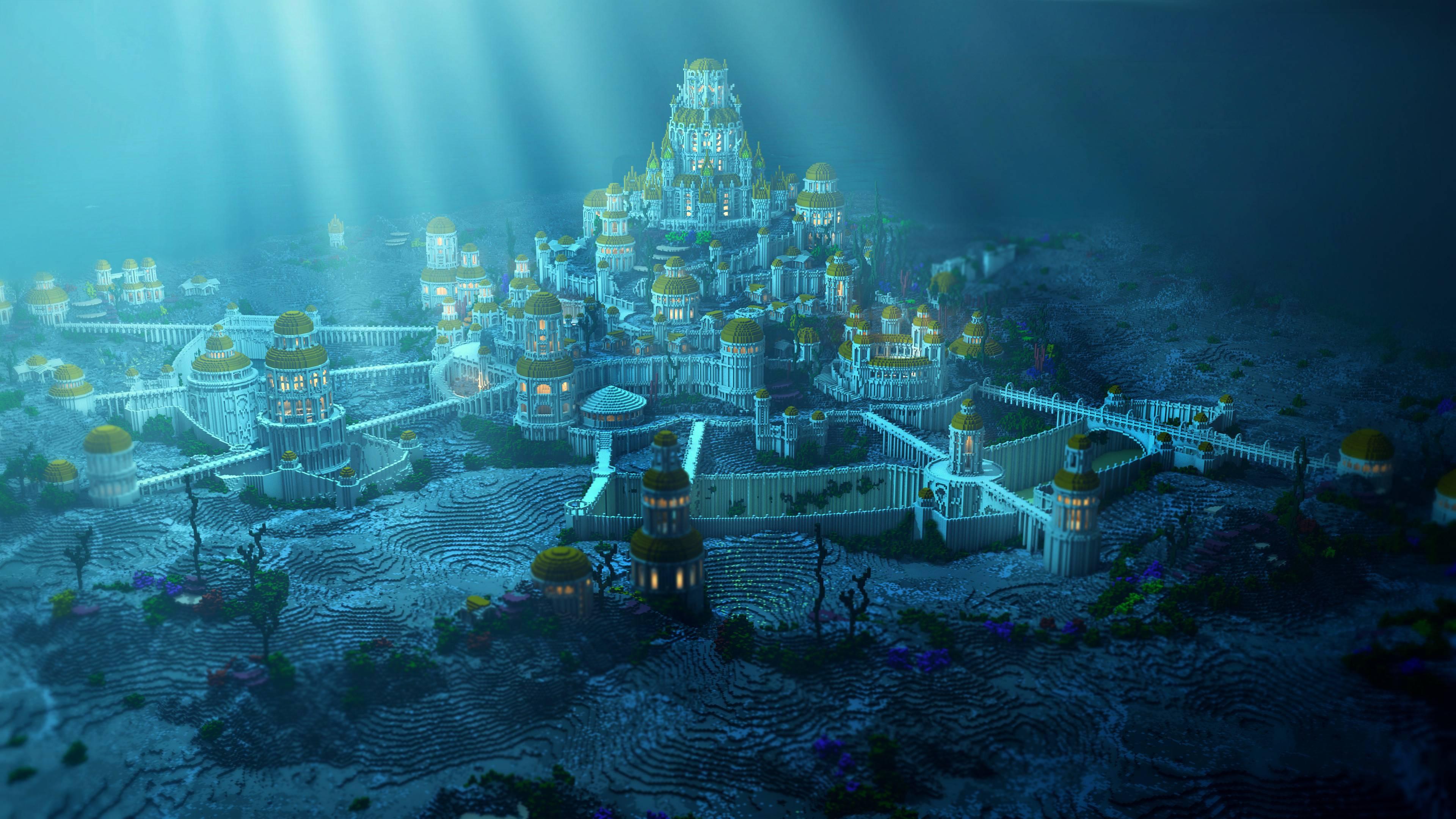 Atlantis Wallpapers Wallpaper Cave