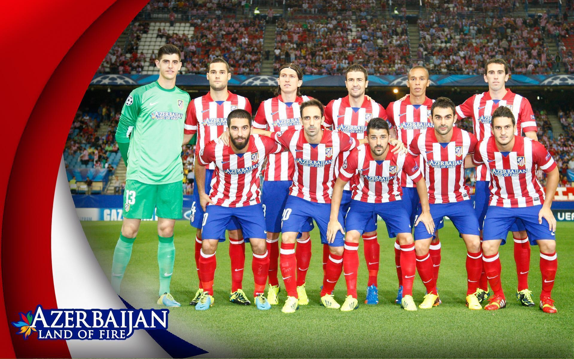 Club Atlético de Madrid · Web oficial - Download your teams wallpaper