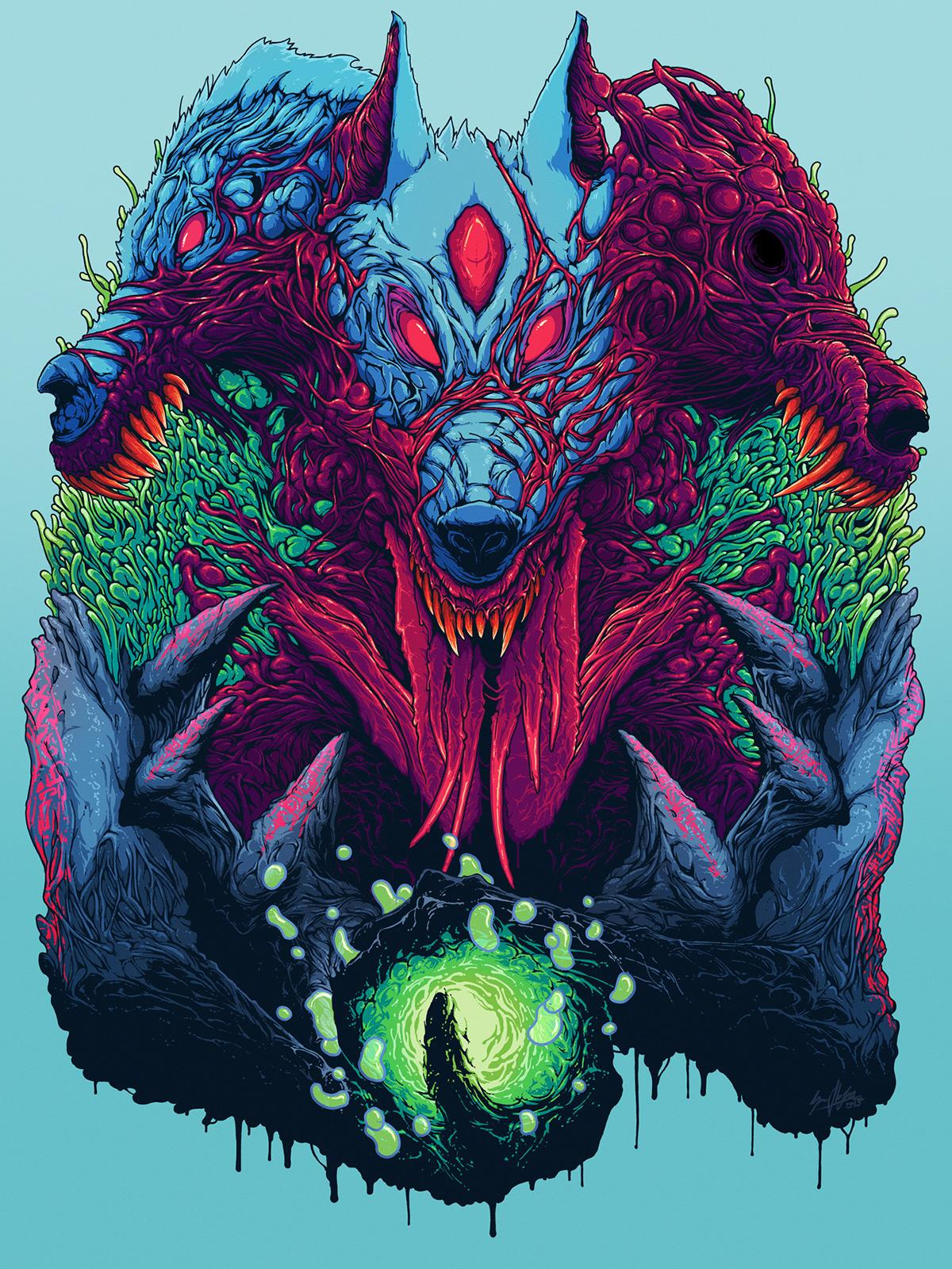 Hyper Beast Wallpapers Wallpaper Cave