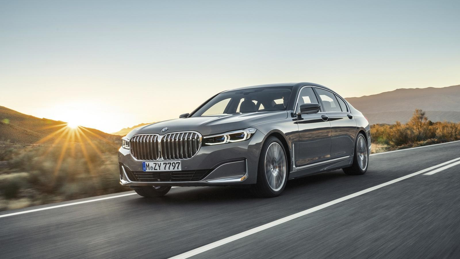 There's More To The 2020 BMW 7 Series Than That Massive Grille