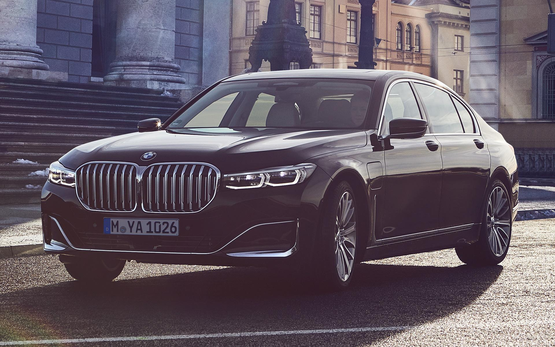 Bmw 7 Series 2019 Wallpapers Wallpaper Cave