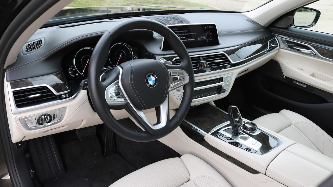 Best 2019 BMW 7 Series Interior High Resolution Wallpapers