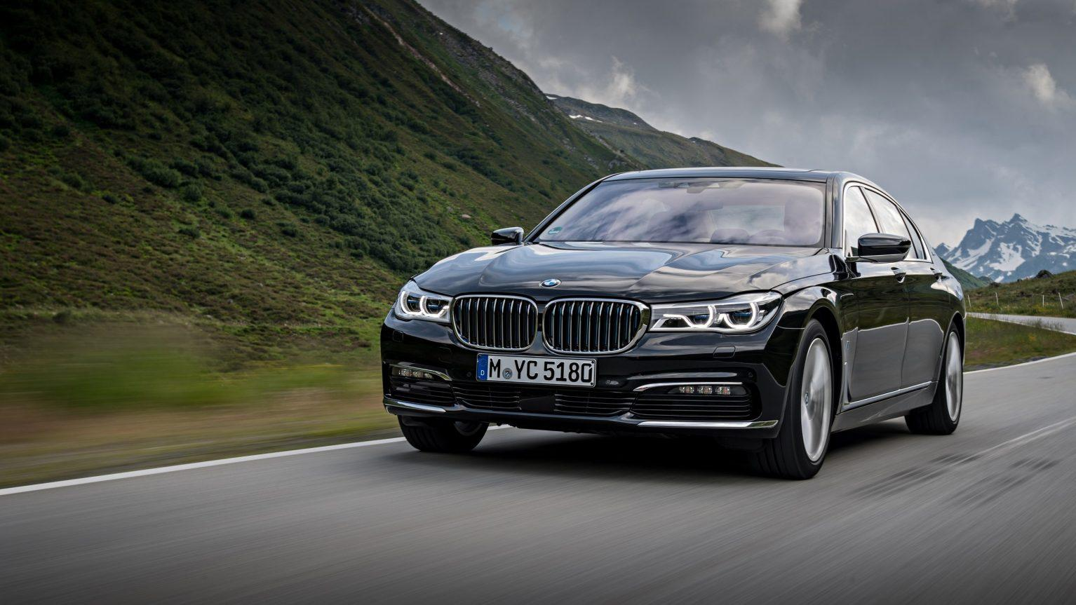 2019 BMW 7 Series New Design HD Pictures