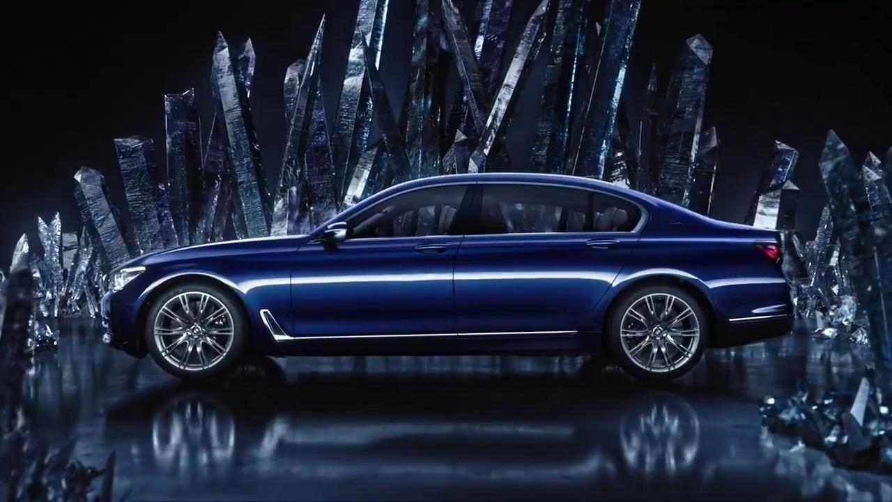 Best 2019 BMW 7 Series Exterior HD Wallpapers