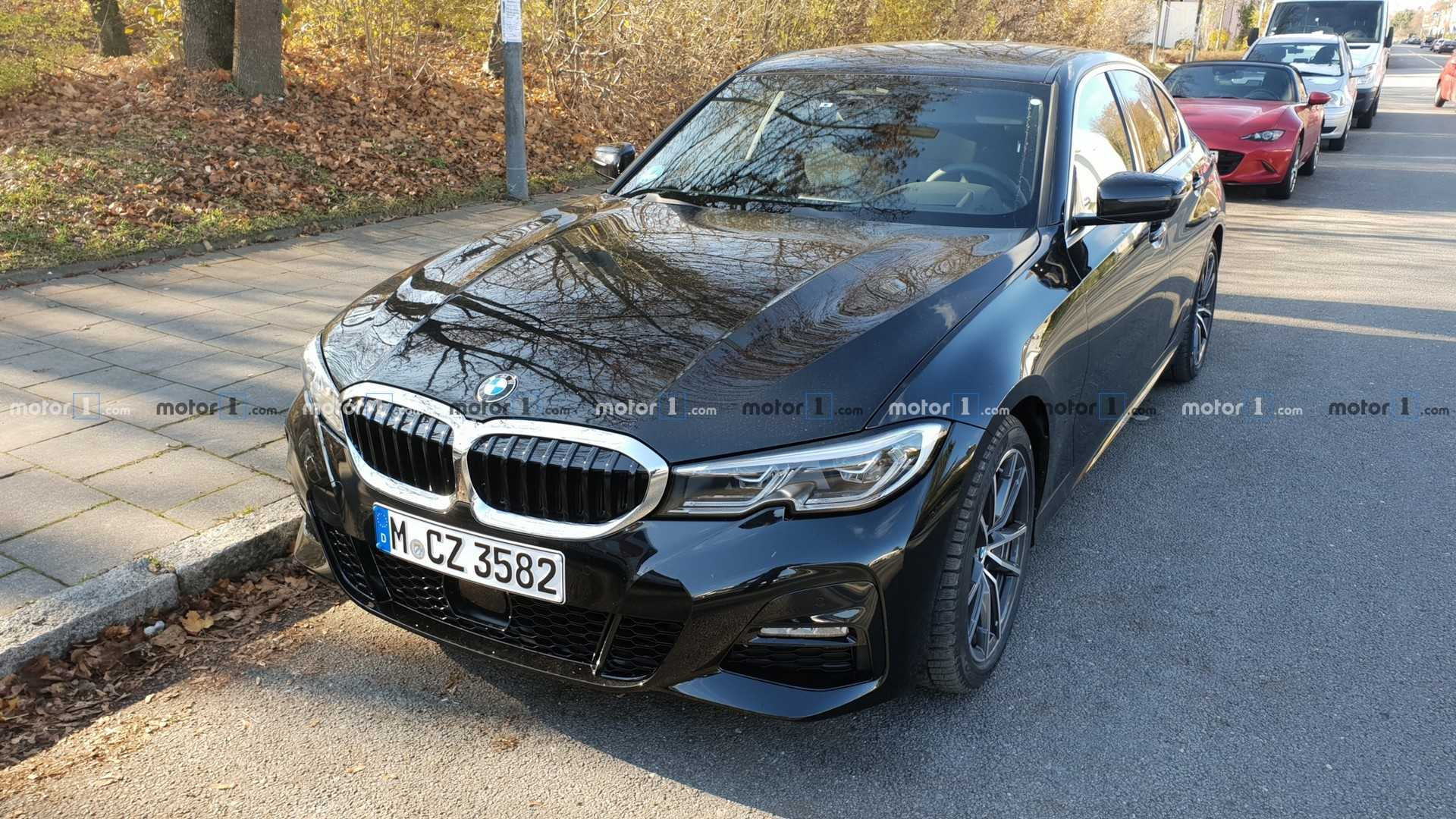 2019 BMW 3 Series Spotted In The Real World