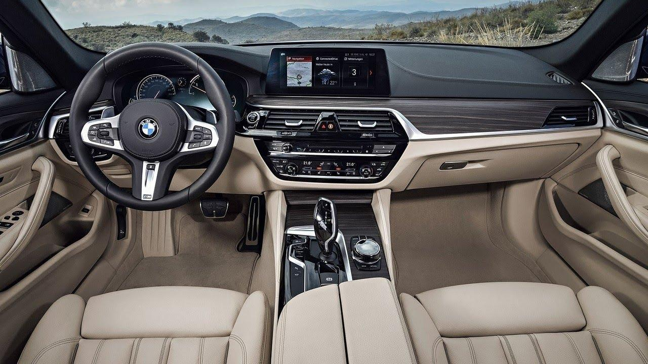 2019 BMW 3 Series Interior High Resolution Wallpapers