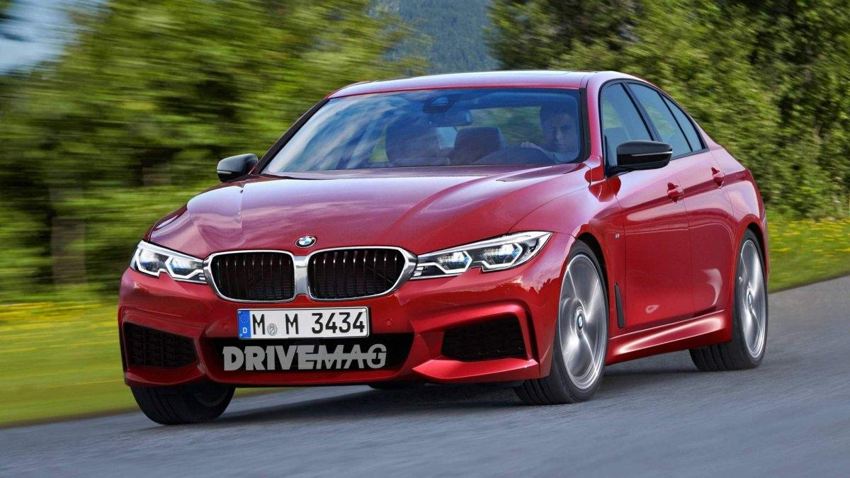 2019 BMW 3 Series Engine HD Wallpapers