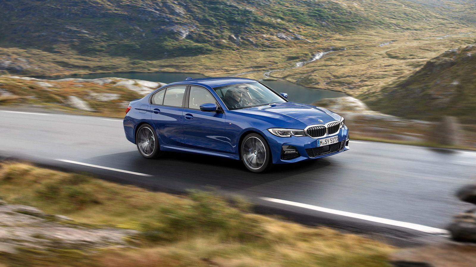2019 BMW 3 Series gets trick chassis and iDrive tech, $40,200 price