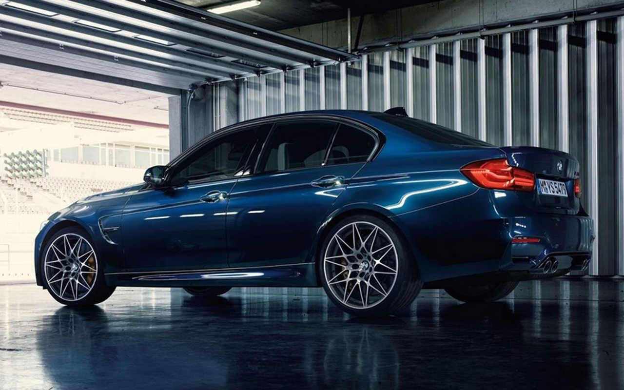 2019 BMW 3 Series Look High Resolution Wallpapers