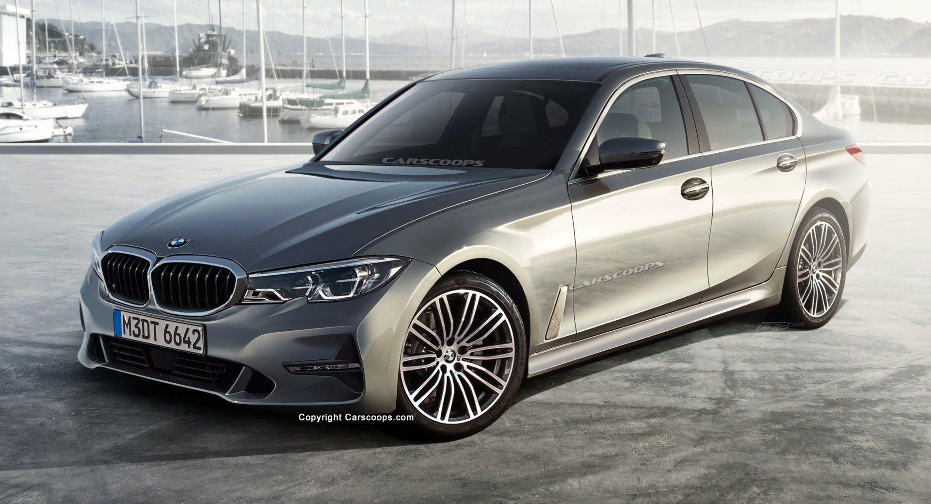 when will Bmw 3er 2019 be released