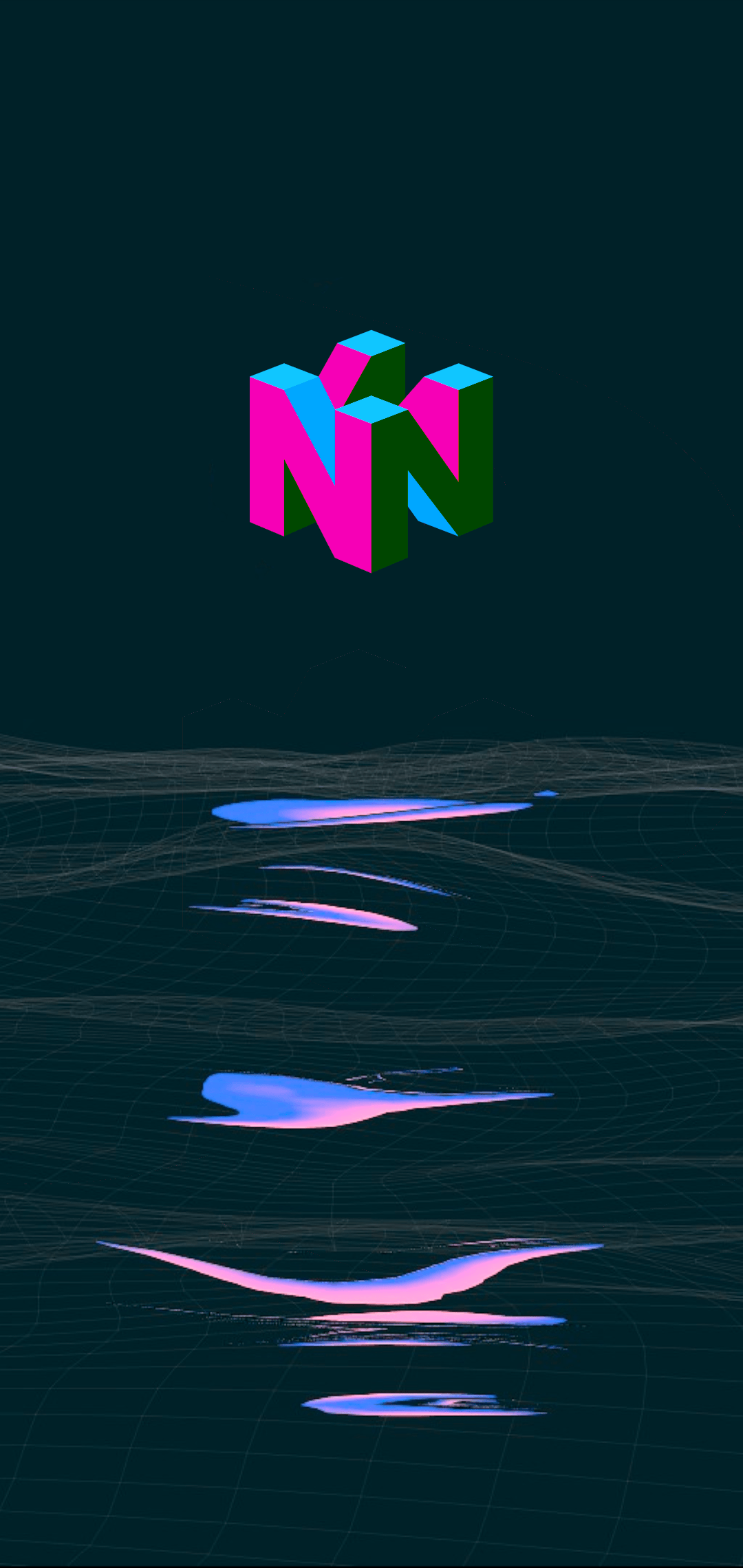Vaporwave/sythwave you name it wallpapers for OnePlus 6. Resolution