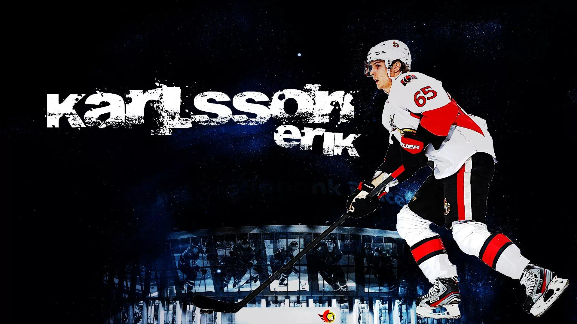 Erik Karlsson Wallpapers Widescreen Image Photos Pictures