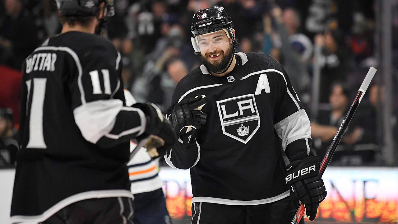 Drew Doughty agrees to 8-year extension with Kings - Sportsnet.ca