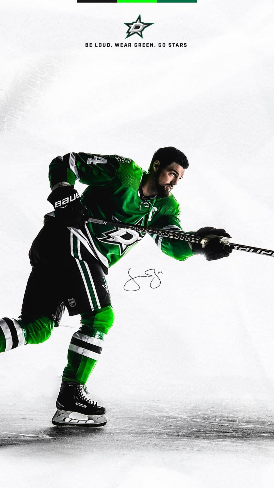 Hockey Obsessed — Jamie Benn wallpaper courtesy of Dallas Stars.