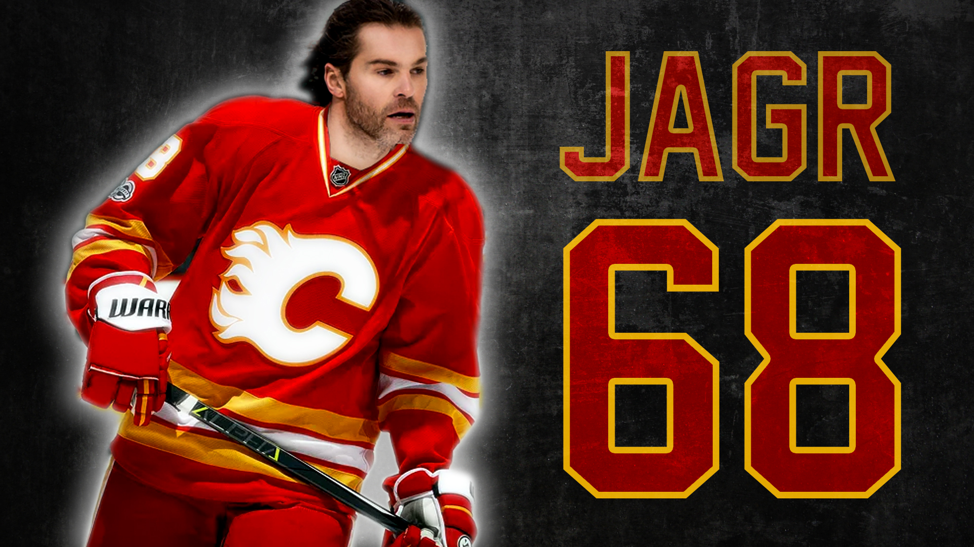Jaromir Jagr Flames Wallpapers : CalgaryFlames