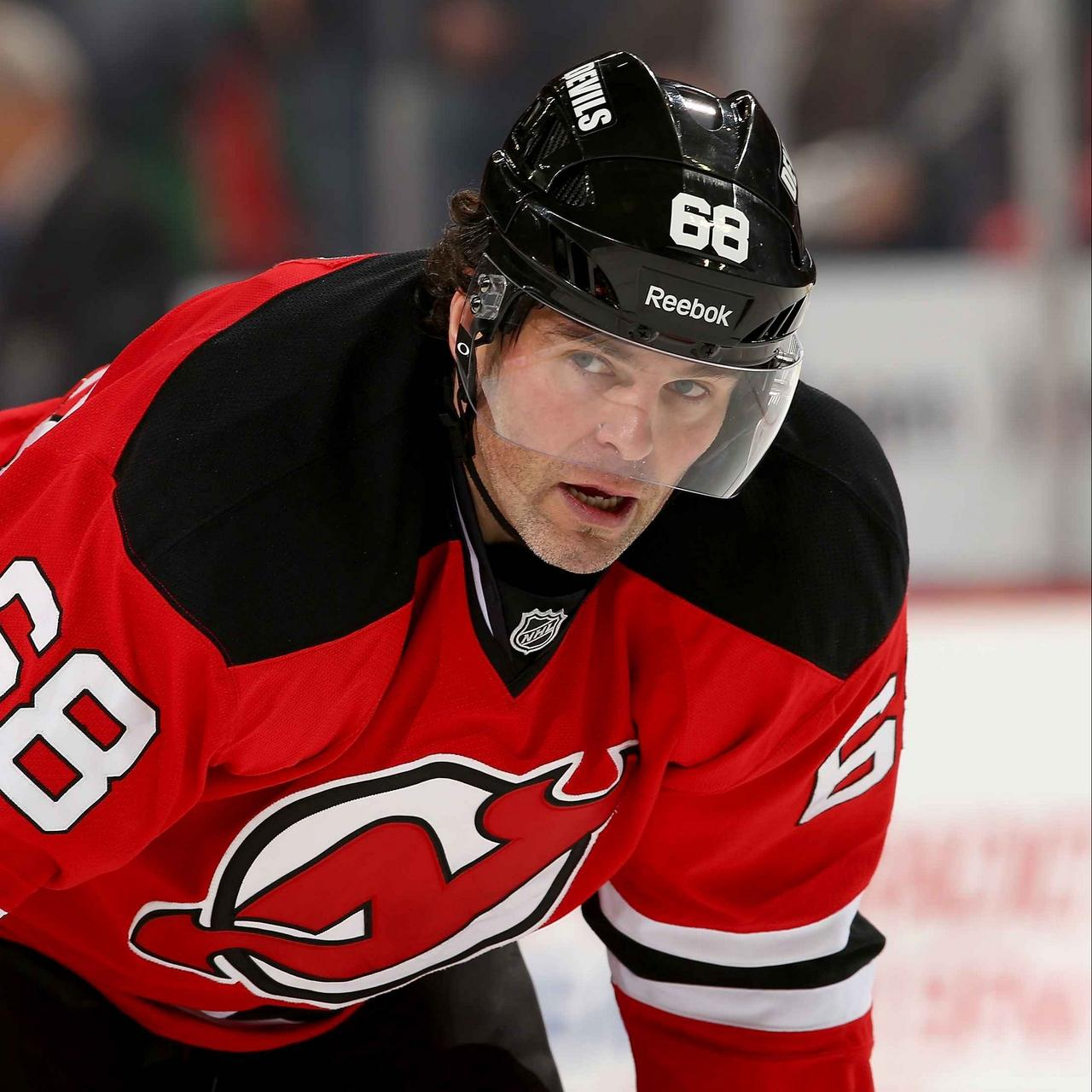 Download wallpapers 1280x1280 jaromir jagr, hockey player, striker
