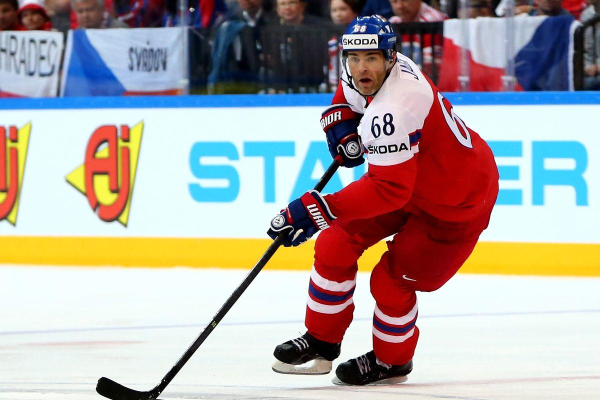 2018 Olympics: Jaromir Jagr included on Czech Republic's preliminary