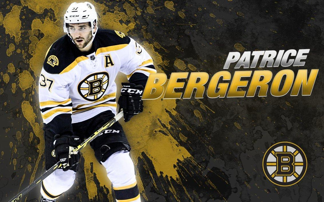 Patrice Bergeron Wallpapers by MeganL125