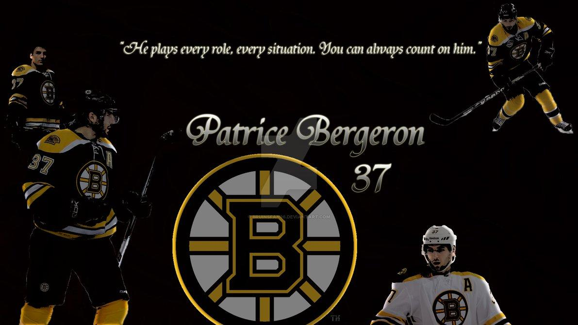 Patrice Bergeron Wallpapers by BruinsFAN96