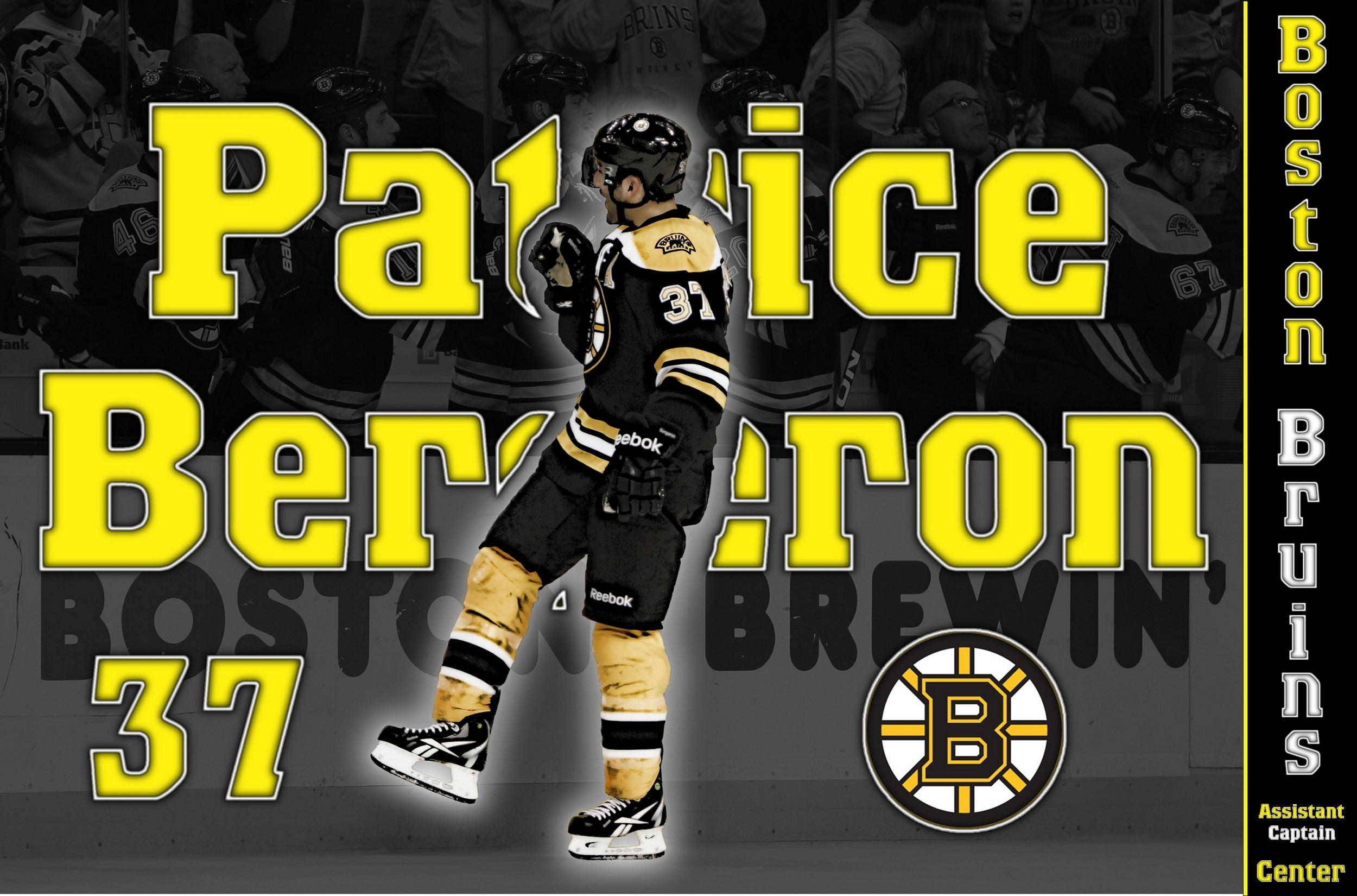Hockey Patrice Bergeron Boston Bruins wallpapers