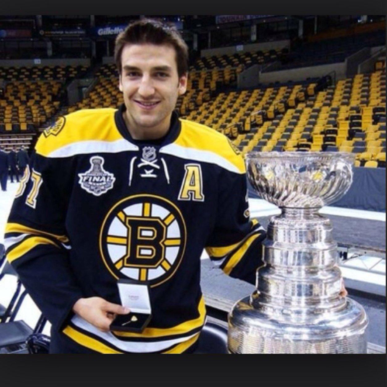 Patrice Bergeron (@BergeronCover15) | Twitter