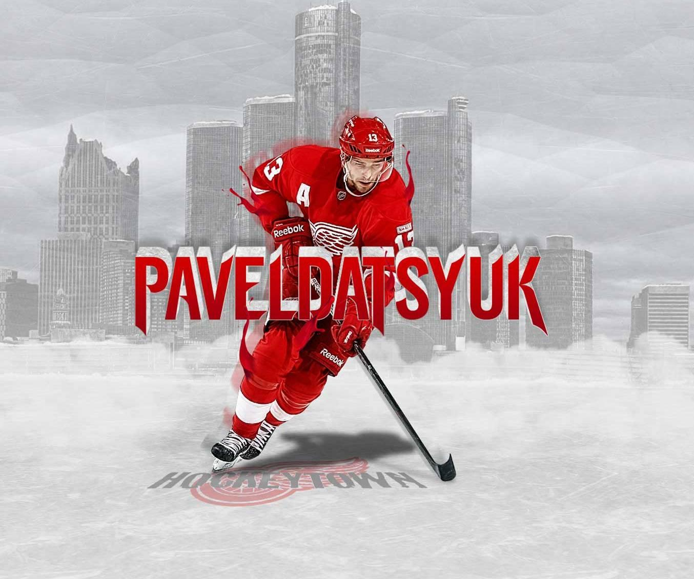 Pavel Datsyuk Wallpapers by Bersson29