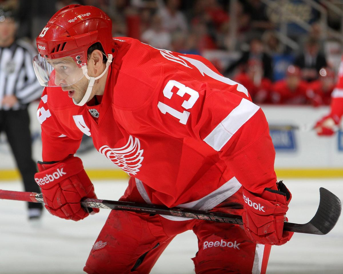 Gallery For > Pavel Datsyuk Wallpapers