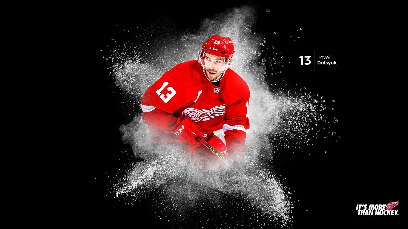 1366x768px Red Wings Wallpapers
