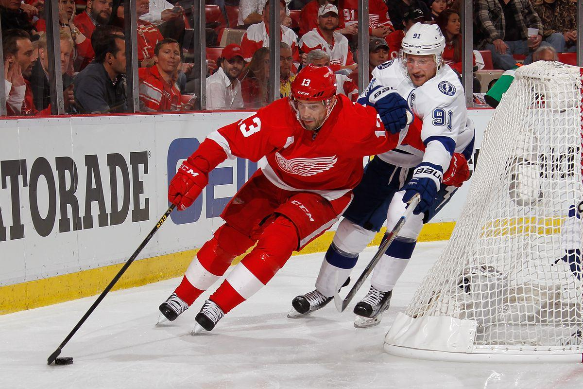 Quick Hits: Pavel Datsyuk Expected To Miss Start of Season, Red