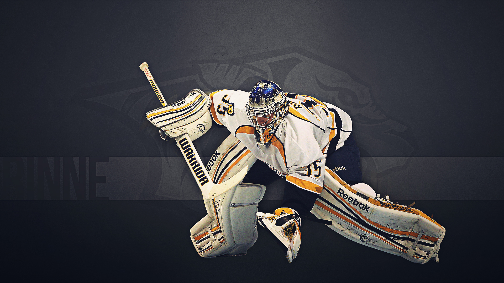 Famous Hockey player Nashville Pekka Rinne wallpapers and image
